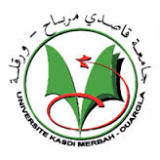 Ouargla University logo